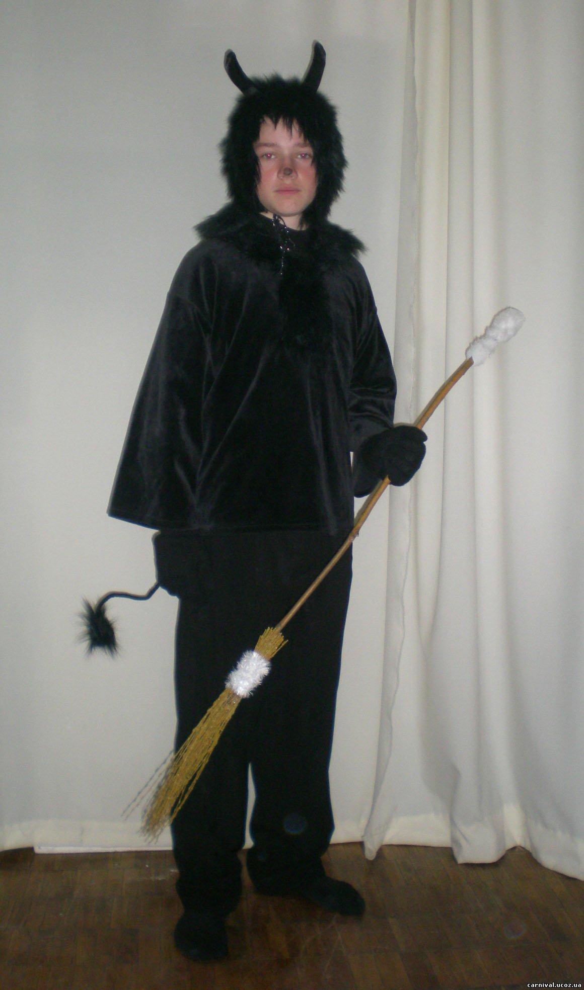 Фото костюм черта своими руками